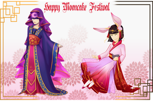 [2/2 OPEN] Mooncake Festival themed adopts by SEVMD