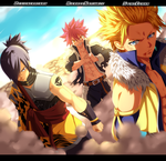 Fairy Tail 405 (Collab). by RicardoNamikaze