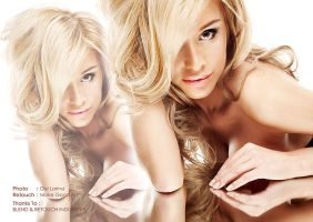 BLEND AND RETOUCH by clickpelipoerlara