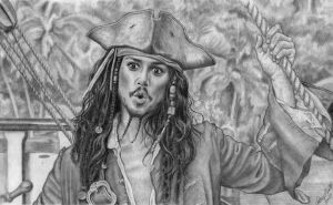 Captain Jack Sparrow Confesses by honorat