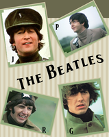 The Beatles by PhotoSnappingTurtle