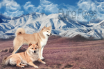K9Game: Flying Foxes by Vesperity