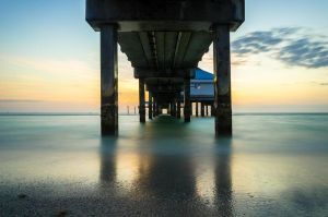 Under the Pier by Somewhere1Belong