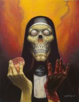 Holy Terror by DH666
