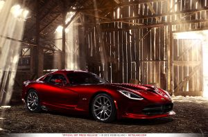 2013 SRT Viper GTS 01 - Press Kit by notbland