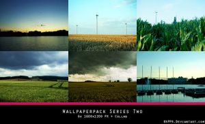 Wallpaperpack Two 1600x1200 by K4PP4