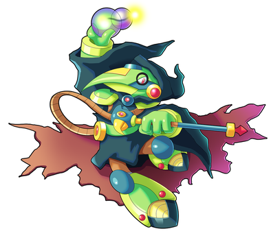 Plague Knight X by pychopat2