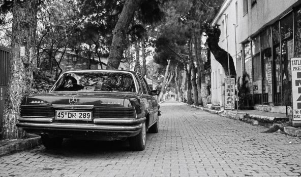 Mercedes Classic by feepee7