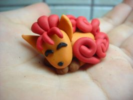 Vulpix again :D by Nefeli92