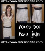 Polka Dot Skirt 1 by morbid-stitches