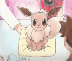 Eevee :) by Emily62507