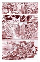 The Flash 3 pg 16 by manapul