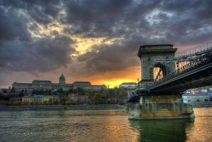 Budapest in HDR by peter-n