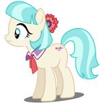 Vector #25 - Coco Pommel by DashieSparkle