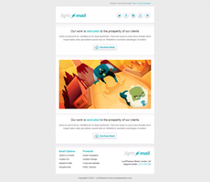 LightMail - Responsive Email Template by lordthemes