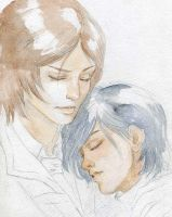 Tatsuya and Jun. by Akbulatova