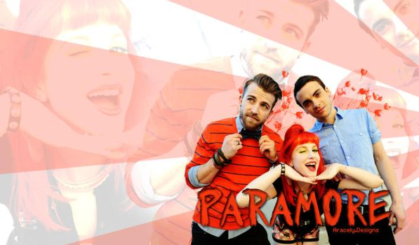 Paramore in  Red by HotJensen