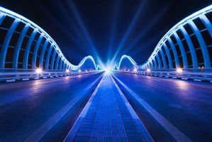 Bridge the light by almiller