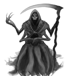 necromancer concept by ZiG1MAN