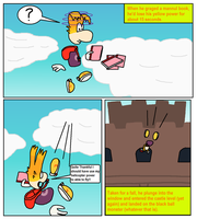 Jump and Loop Rayman Short Comic #01 Page 5 by Mighty355