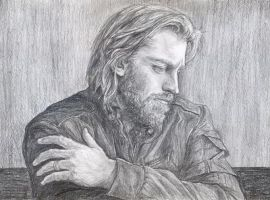 Kingslayer aka Nikolai Coster - Waldau by mimikanij