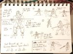 Battle Staff Techniques [pg.1] by My-Sword-is-Bigger