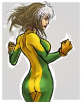 Rogue by aibunny