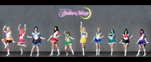 Eternal Sailormoon by Lye1