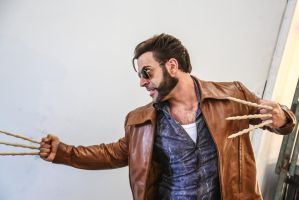 Wolverine The day of future Past by Evejo