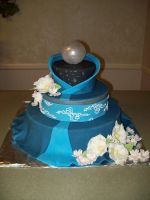 Kimono Cake-contest entry by see-through-silence