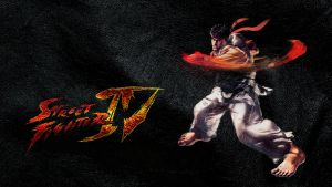 Street Fighter IV Ryu wide by ManeFunction