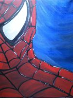 Spider-man: The Look of a Hero by jlh-arts