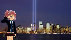 MMD Special: Taeko Remembers September 11th, 2001 by ChibiAI-kun