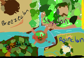 Group: forestcats CONTEST MAP by SkypawtobeSkyheart