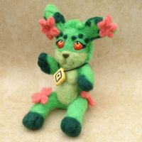 Contest Entry-Mother Nature Needle Felt by LeiliaClay
