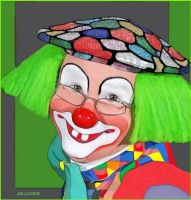 David Da Clown by jantheempress
