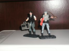 LBCs: Gung-Ho and Dial-Tone by Ironhold