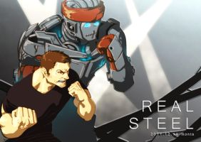 Real Steel by daimon560
