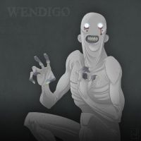 The Wendigo by mscorley