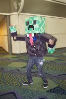 Creeper Cosplay 2! by TheLegendofEevee