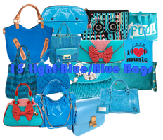 15 LightBlue_Blue Bags PNG by JEricaM