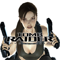 Tomb Raider: Underworld Icon by Rich246