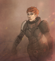 ME: More Shep by Vaahlkult