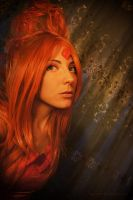 Flame Princess by Chou-kou