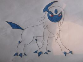 Absol (359) by TheTigerAce44