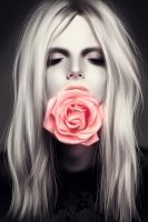 Andrej with rose by leejun35