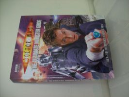 Doctor Who Books (2009) by spirtofthedevil