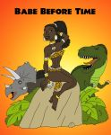 Babe Before Time by DaBrandonSphere