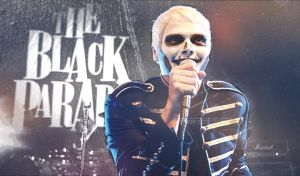 The Black Parade (Gerard Way WP) by WhoIsItMJ