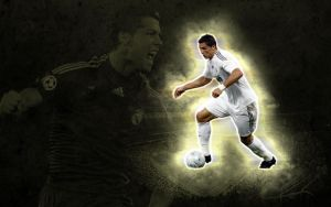 Cristiano Ronaldo wallpaper by cesaraquino